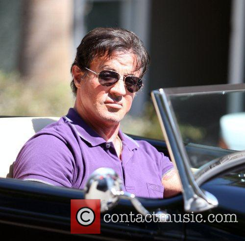 Sylvester Stallone 4