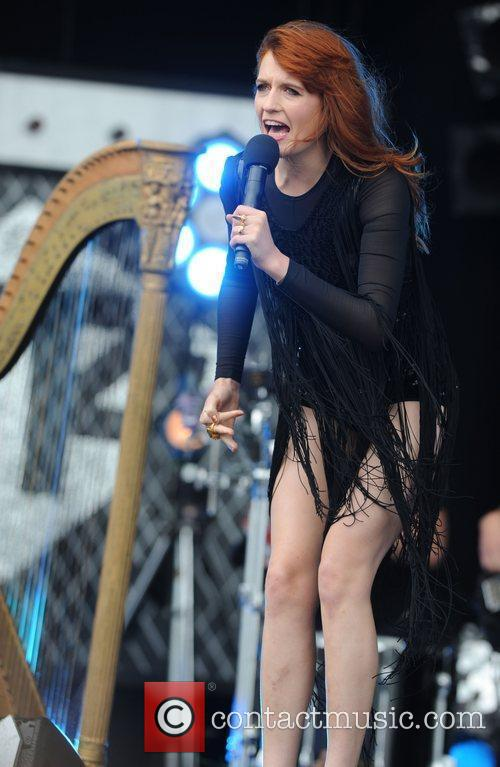 Florence And The Machine and T4 On The Beach 3