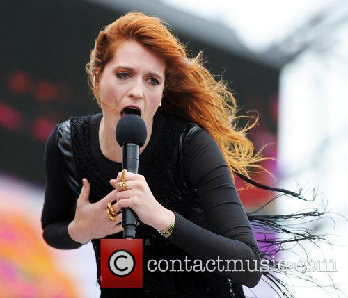 Florence And The Machine and T4 On The Beach 10