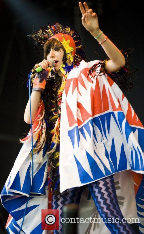 Yeah Yeah Yeahs and T In The Park 3