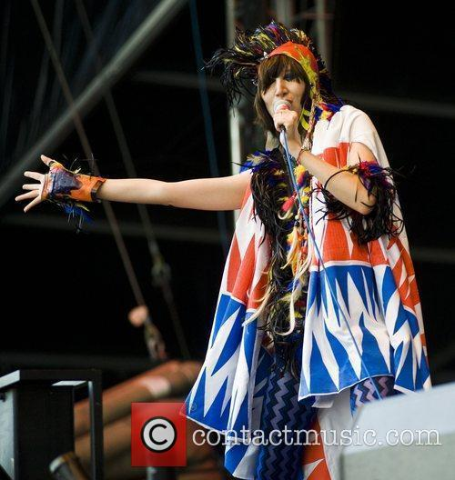 Yeah Yeah Yeahs and T In The Park 2