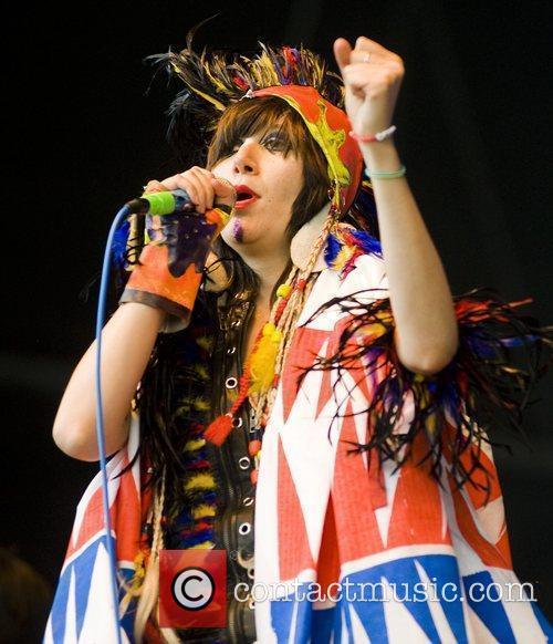 Yeah Yeah Yeahs and T In The Park 4