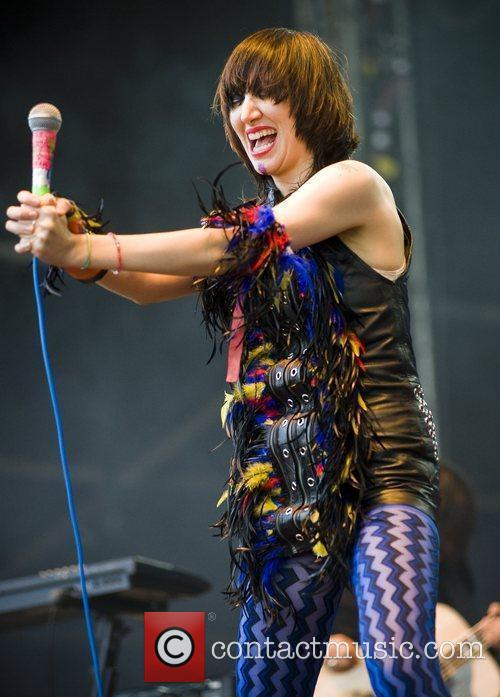 Yeah Yeah Yeahs and T In The Park 1
