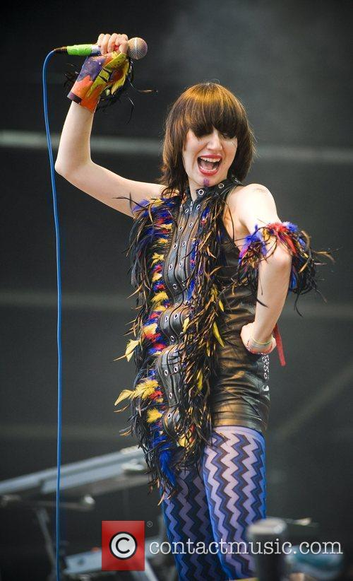 Yeah Yeah Yeahs and T In The Park 6