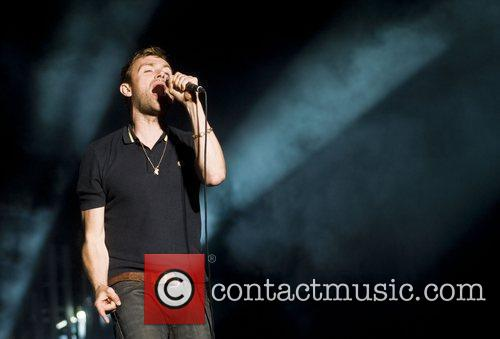Blur and T In The Park 3