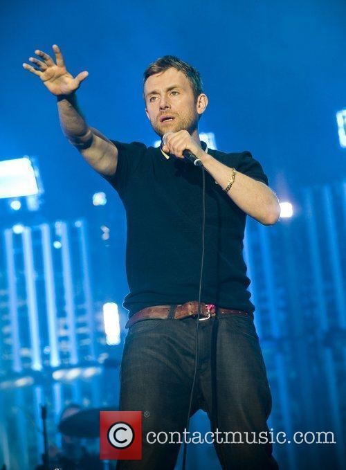 Damon Albarn and T In The Park 2