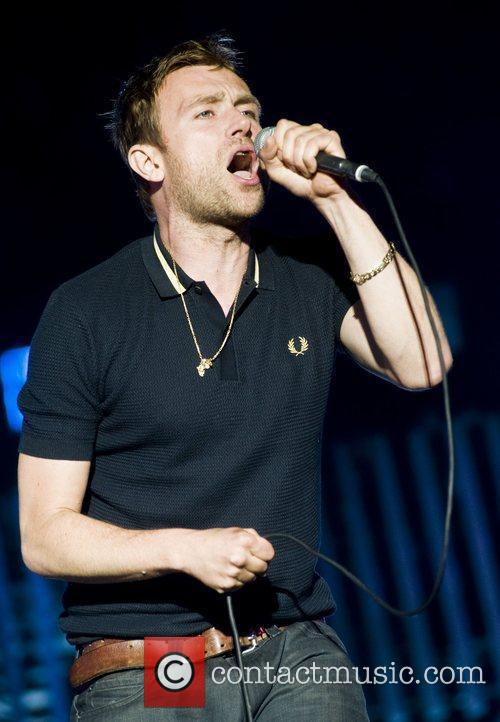 Blur and T In The Park 6