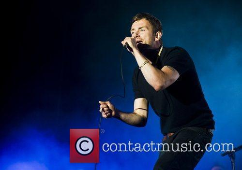Damon Albarn and T In The Park 8