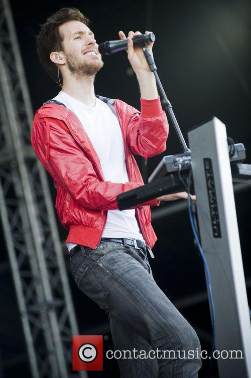 Calvin Harris and T In The Park 6