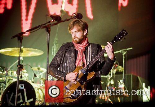 Kings Of Leon and T In The Park 6