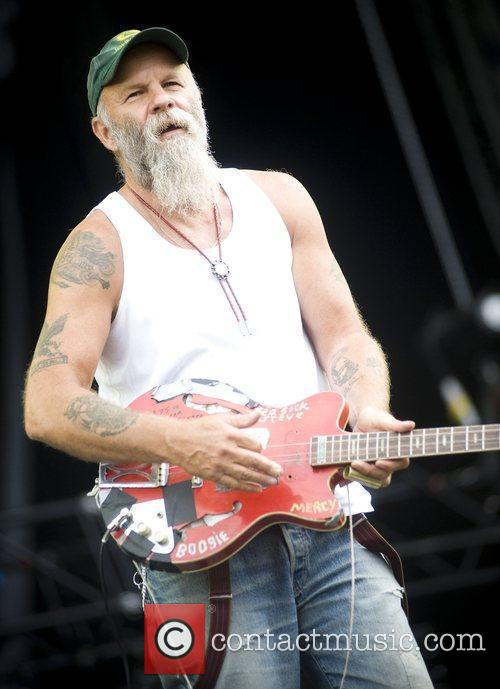 Seasick Steve and T In The Park 3