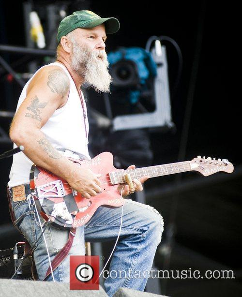 Seasick Steve and T In The Park 9