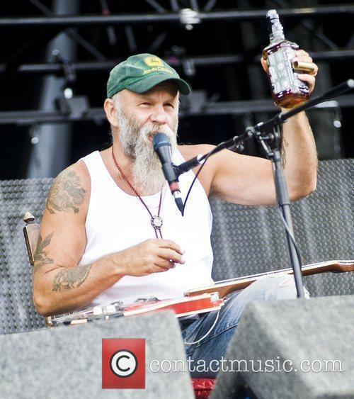 Seasick Steve and T In The Park 8