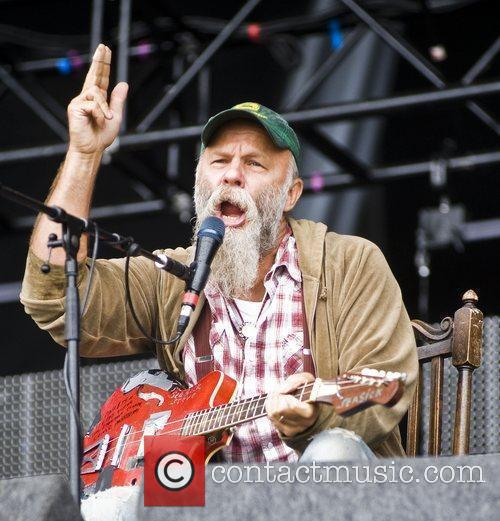 Seasick Steve and T In The Park 4