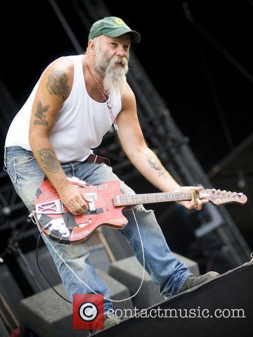 Seasick Steve and T In The Park 5