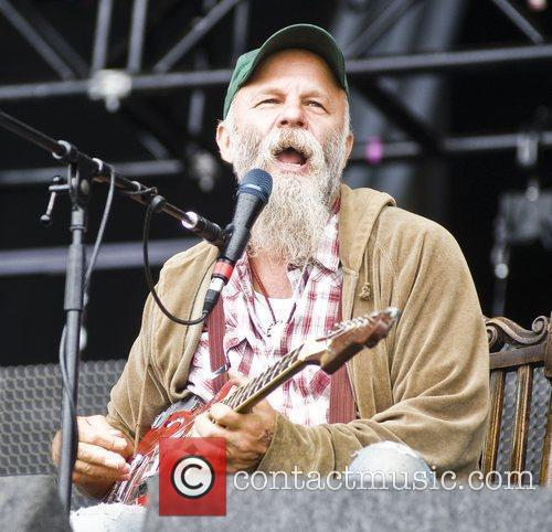 Seasick Steve and T In The Park 7