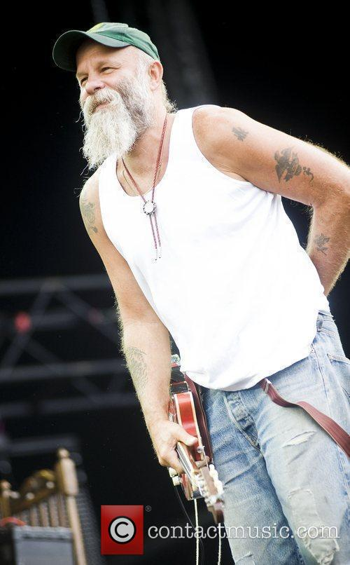 Seasick Steve and T In The Park 2