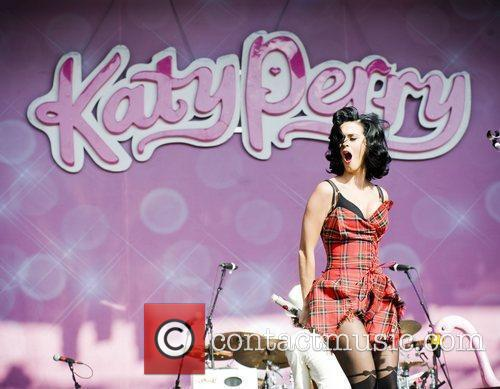 Katy Perry and T In The Park 2