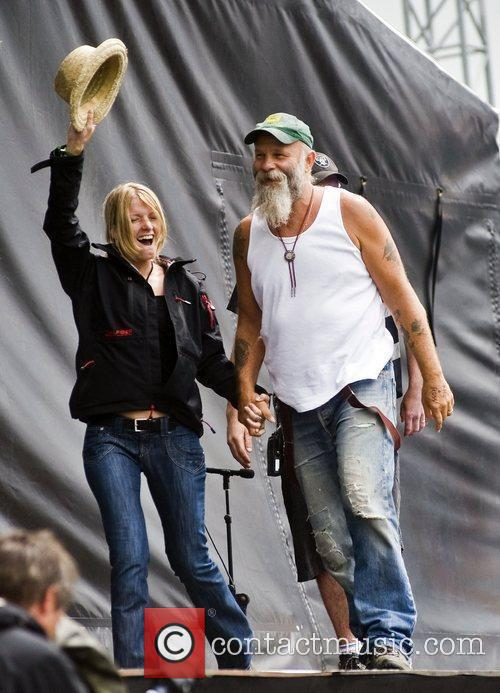Seasick Steve and T In The Park 11