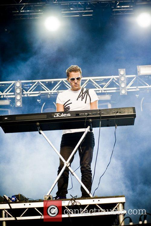 The Ting Tings and T In The Park 5