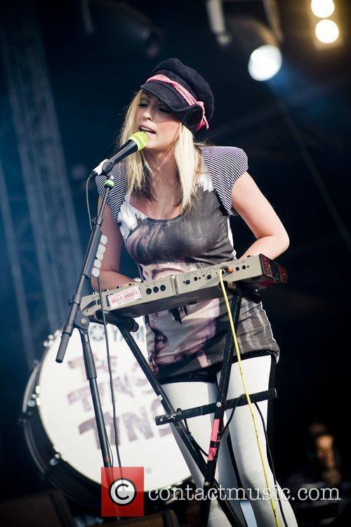 The Ting Tings and T In The Park 4
