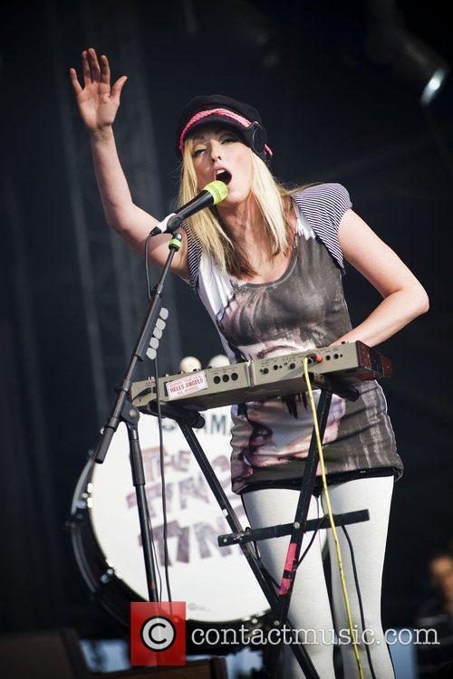 The Ting Tings and T In The Park 2