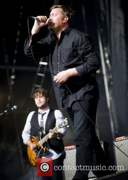 Elbow T in the Park 2009 - Day...