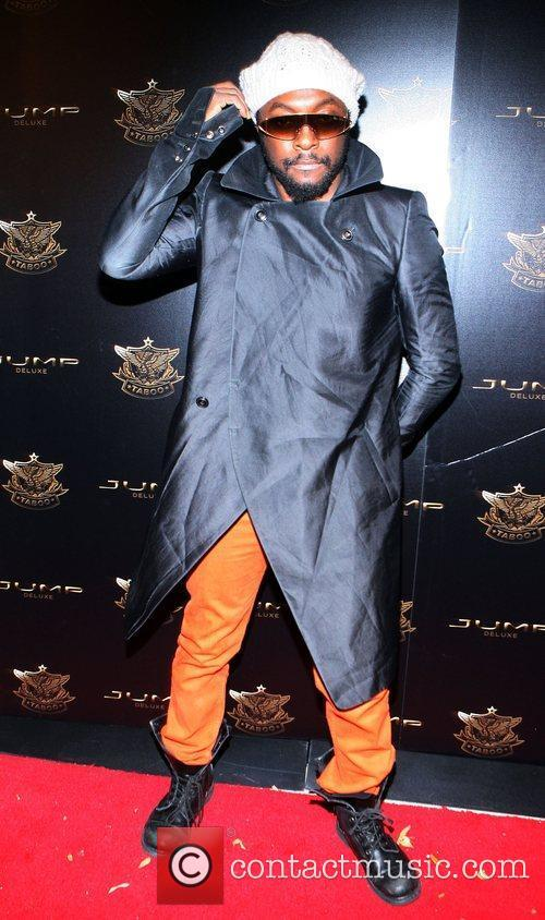 Will.i.am Jump Footwear Launch of the TABOOXJUMP at...