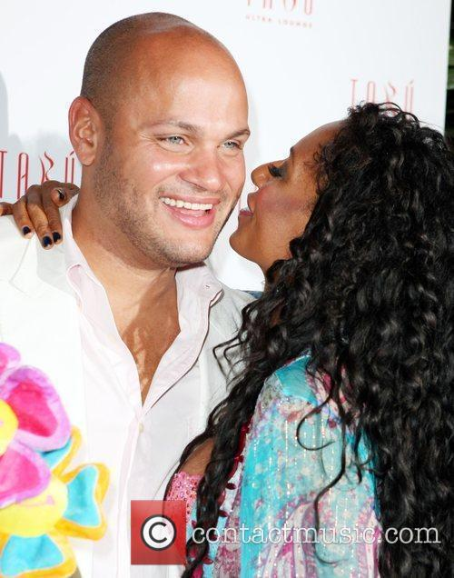 Mel B wrap party for her role in...