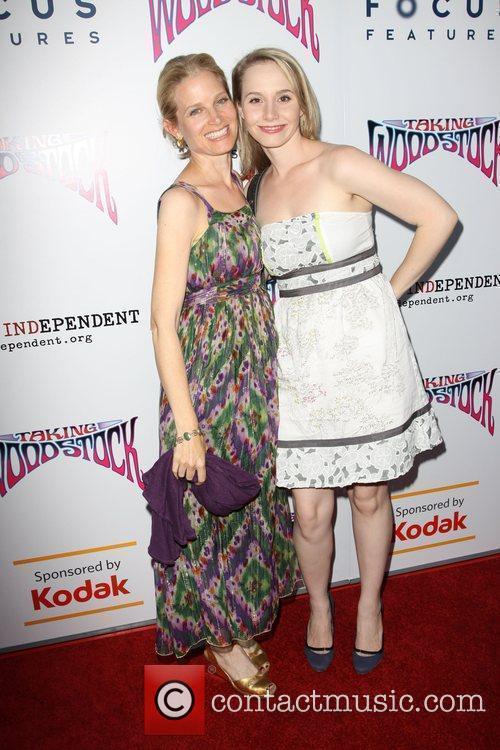Bridget Fonda and Molly Elfman 4
