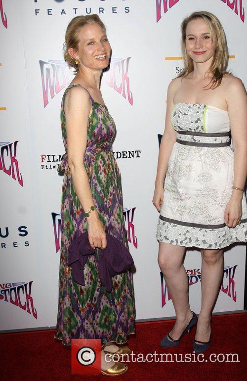 Bridget Fonda and Molly Elfman 3