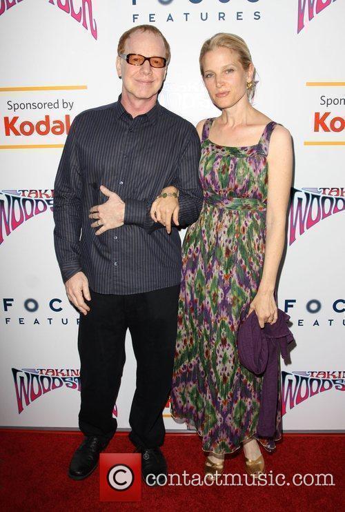 Bridget Fonda and Danny Elfman 8
