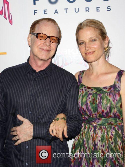 Bridget Fonda and Danny Elfman 7