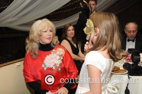 Connie Stevens and grandaughter Skylar Duddy Socialite Sabrina...