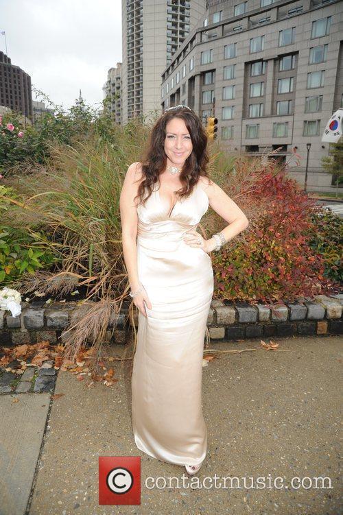 Joely Fisher Socialite Sabrina Tamburino and Steven Thorne's...