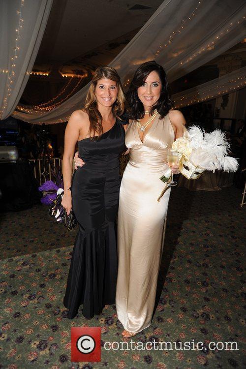 Nina Tinari and Nicole Cashman