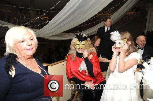 Renee Taylor, Connie Stevens and granddaughter Skylar Socialite...