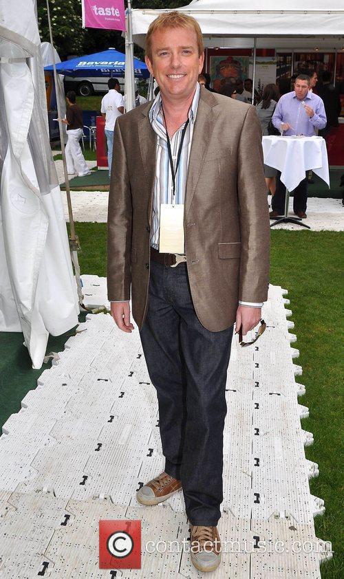 Alan Hughes  Launch of 'Taste Of Dublin...