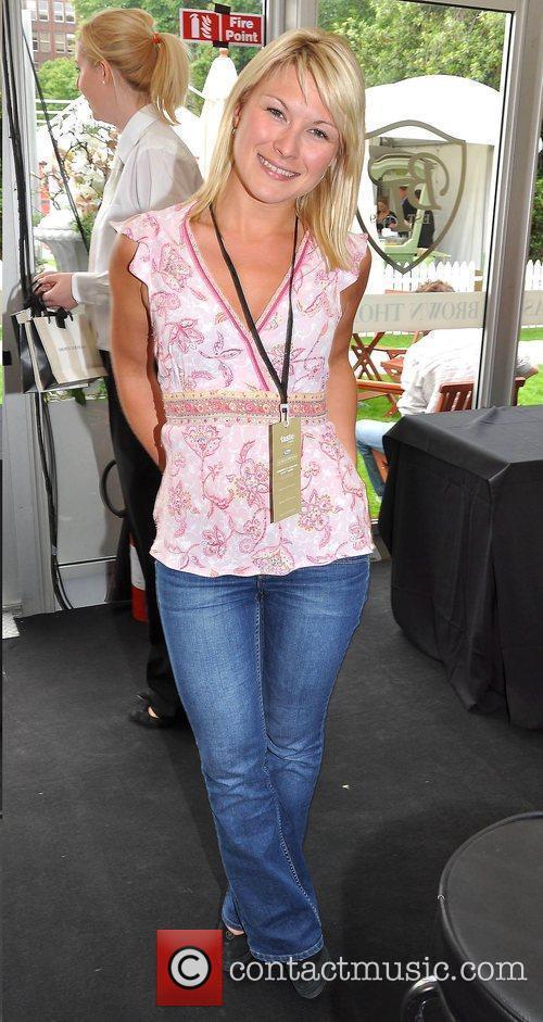 Izabela Chudzicka  Launch of 'Taste Of Dublin...