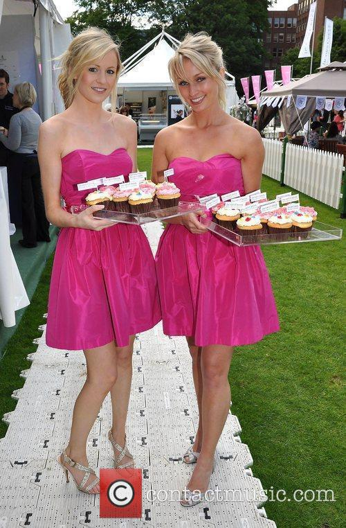 Rebecca Doherty, Jill Weeks  Launch of 'Taste...