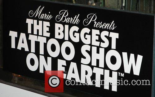 Atmosphere Mario Barth Presents 'The Biggest Tattoo Show...
