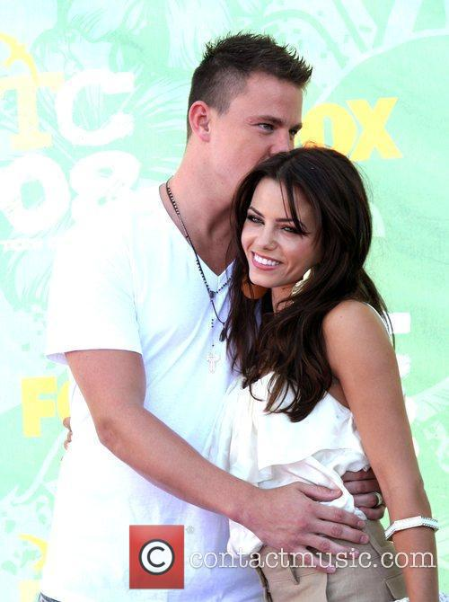 File Photos * TATUM AND DEWAN WED CHANNING...