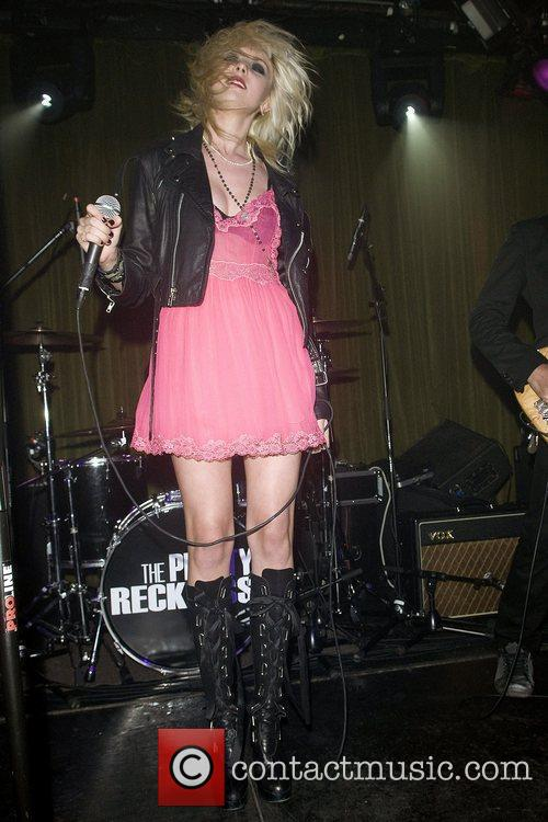 Taylor Momsen With The Pretty Reckless Performing At Hiro Ballroom To Celebrate Her 16th Birthday 7
