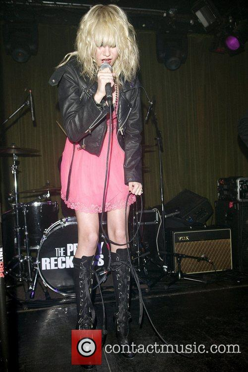 Taylor Momsen With The Pretty Reckless Performing At Hiro Ballroom To Celebrate Her 16th Birthday 2