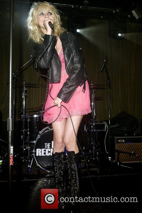 Taylor Momsen With The Pretty Reckless Performing At Hiro Ballroom To Celebrate Her 16th Birthday 5
