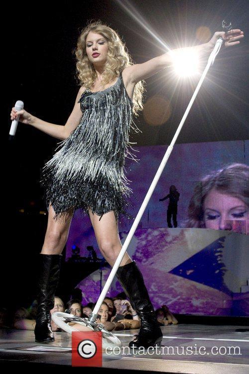 Taylor Swift, Madison Square Garden
