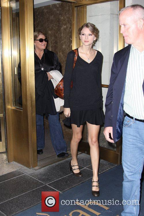 Taylor Swift, Manhattan Hotel