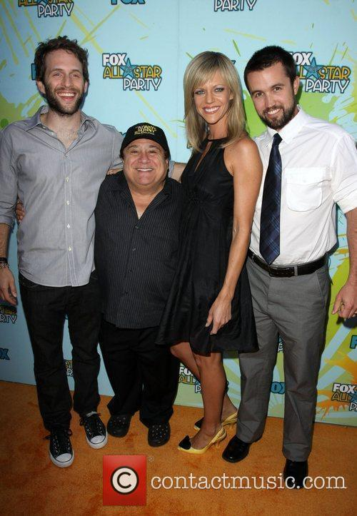 Danny Devito and The Cast From Always Sunny In Philadelphia 3