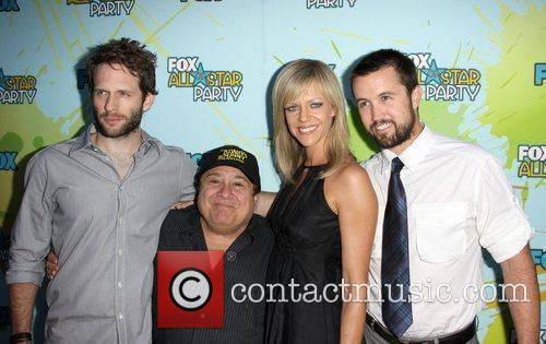 Danny Devito and The Cast From Always Sunny In Philadelphia 4