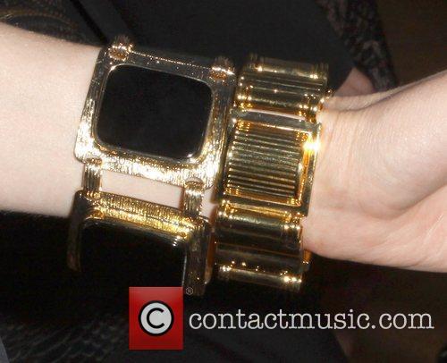 Emily Deschanel - Gold Bracelet The 2009 TCA...